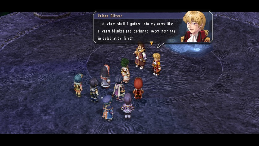 Screenshot 3 - The Legend of Heroes: Trails in the Sky the 3rd
