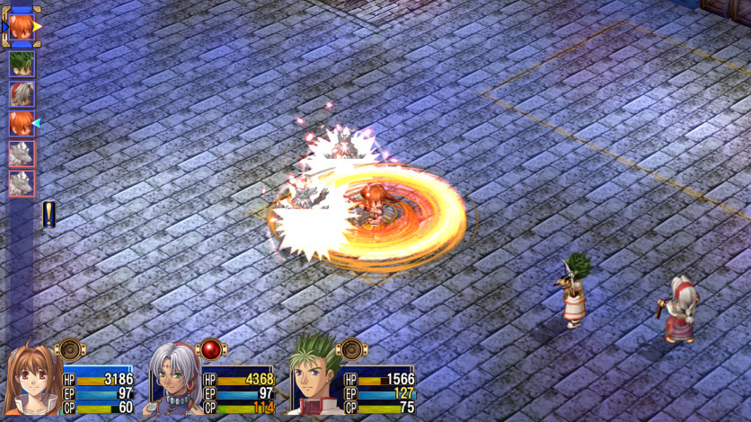 Screenshot 16 - The Legend of Heroes: Trails in the Sky SC