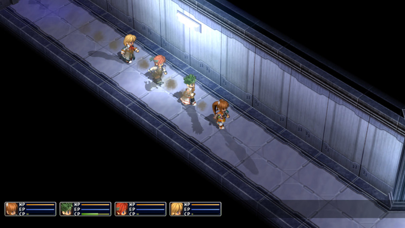 Screenshot 1 - The Legend of Heroes: Trails in the Sky SC