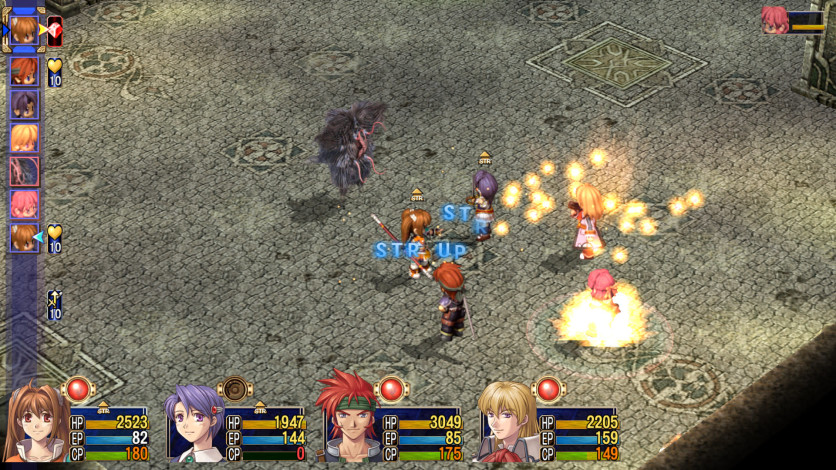 Screenshot 19 - The Legend of Heroes: Trails in the Sky SC