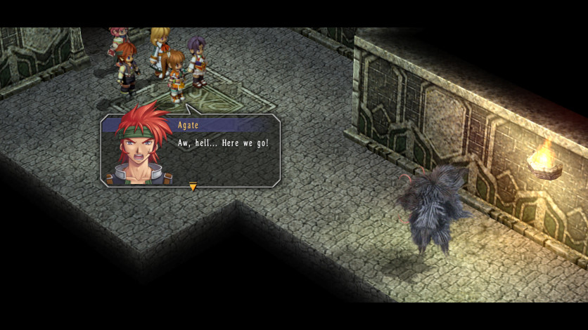 Screenshot 7 - The Legend of Heroes: Trails in the Sky SC