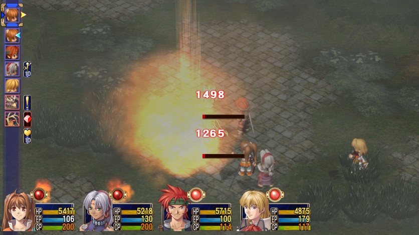 Screenshot 14 - The Legend of Heroes: Trails in the Sky SC