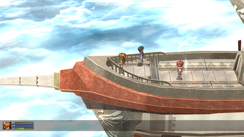 Screenshot 9 - The Legend of Heroes: Trails in the Sky SC