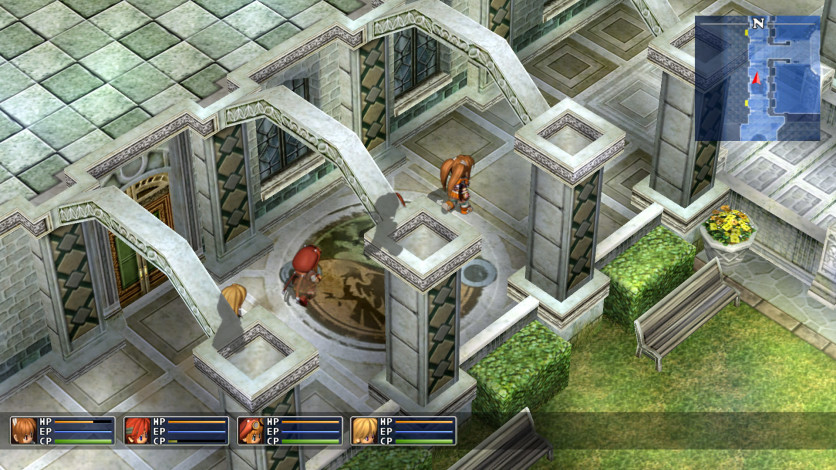 Screenshot 20 - The Legend of Heroes: Trails in the Sky SC