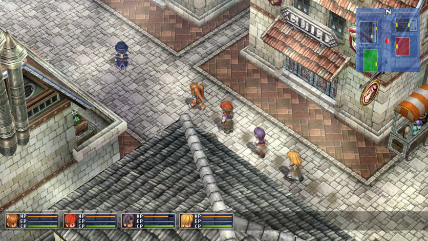 Screenshot 17 - The Legend of Heroes: Trails in the Sky SC