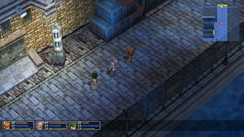 Screenshot 15 - The Legend of Heroes: Trails in the Sky SC
