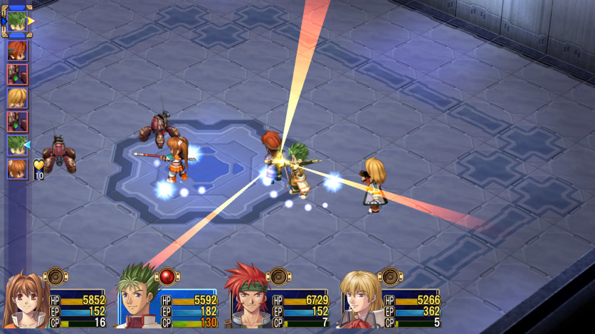 Screenshot 4 - The Legend of Heroes: Trails in the Sky SC