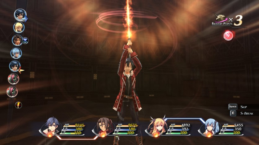 Screenshot 1 - The Legend of Heroes: Trails of Cold Steel II