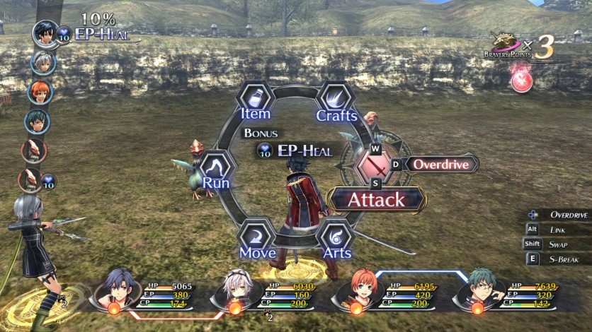 Screenshot 7 - The Legend of Heroes: Trails of Cold Steel II
