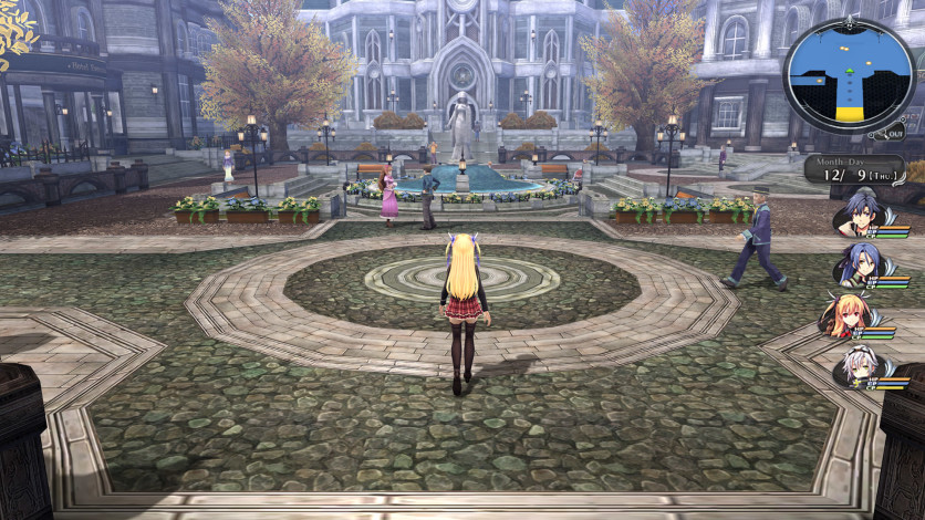 Screenshot 8 - The Legend of Heroes: Trails of Cold Steel II
