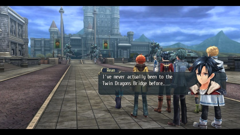 Screenshot 5 - The Legend of Heroes: Trails of Cold Steel II