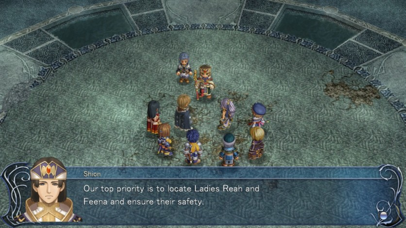 Screenshot 4 - Ys Origin