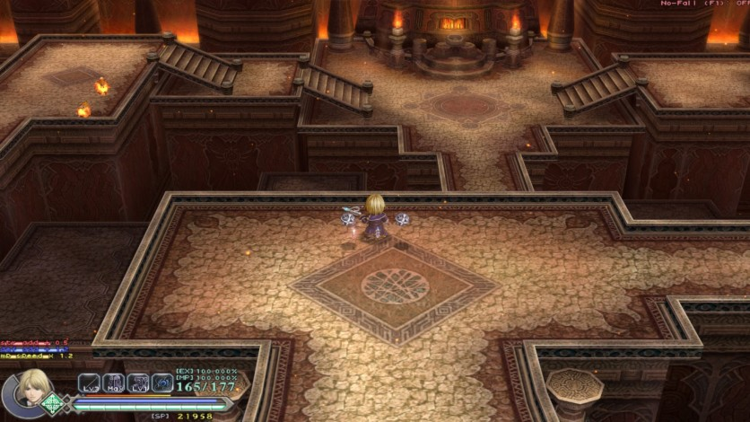 Screenshot 12 - Ys Origin