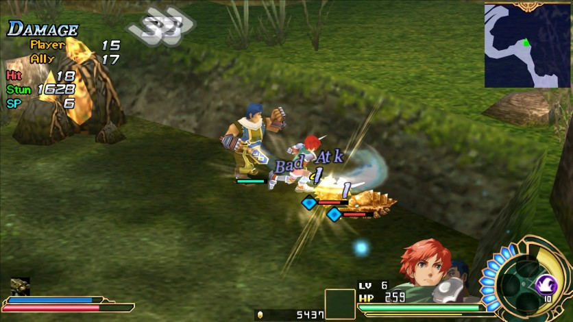 Screenshot 4 - Ys SEVEN