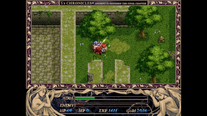Screenshot 9 - Ys I & II Chronicles+