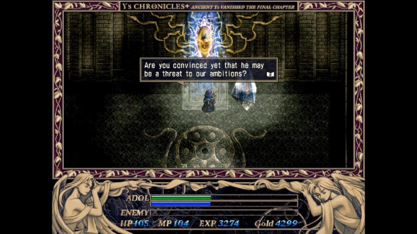 Screenshot 16 - Ys I & II Chronicles+