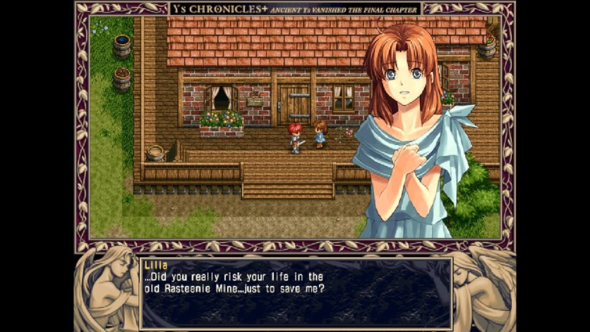 Screenshot 12 - Ys I & II Chronicles+