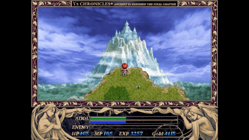 Screenshot 15 - Ys I & II Chronicles+