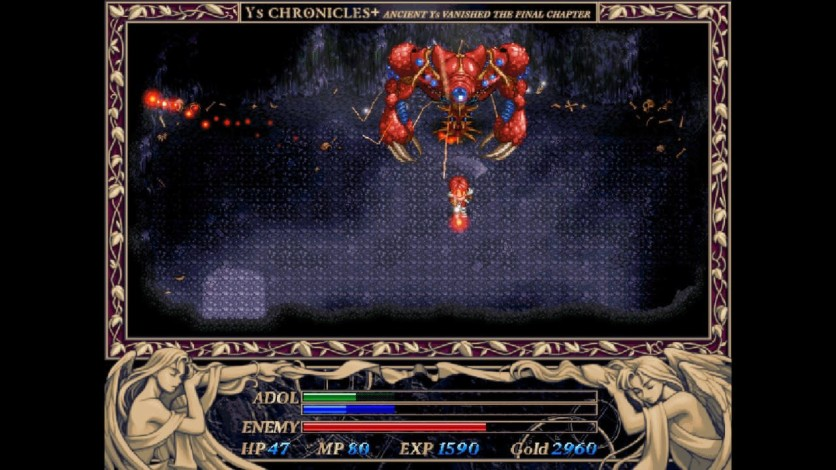 Screenshot 10 - Ys I & II Chronicles+