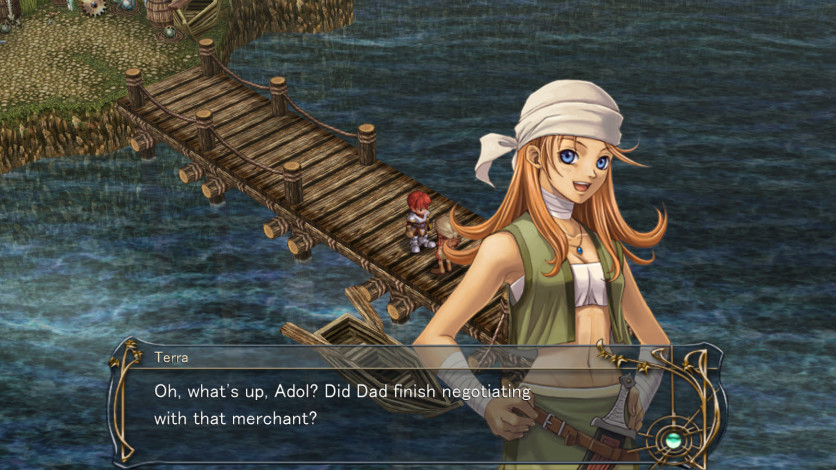 Screenshot 16 - Ys VI: The Ark of Napishtim