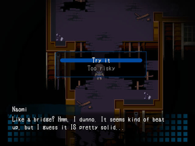 Screenshot 5 - Corpse Party