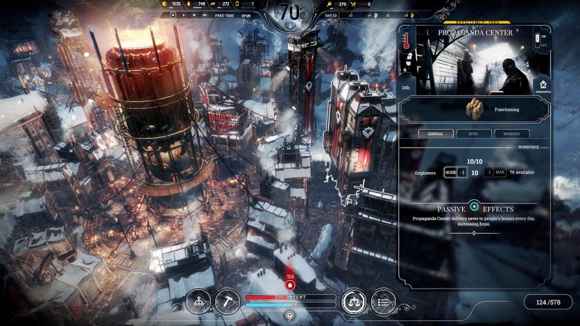 Screenshot 8 - Frostpunk