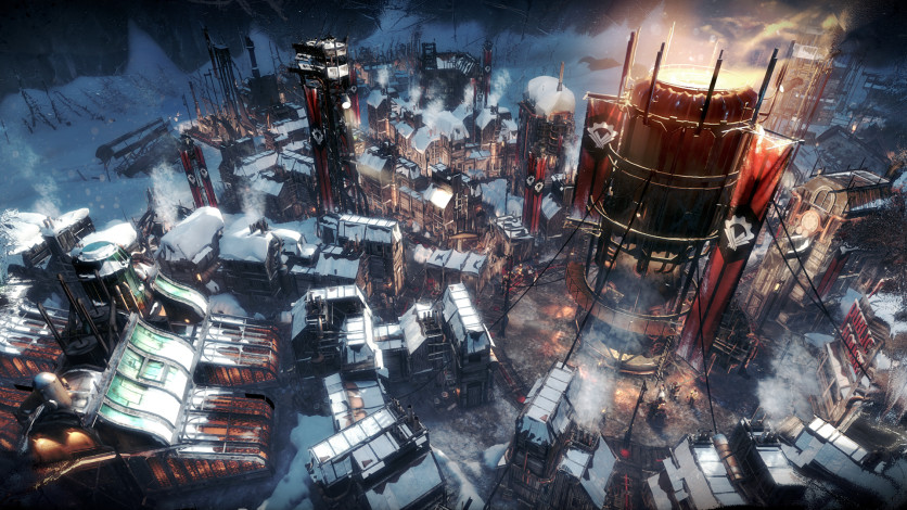 Screenshot 11 - Frostpunk
