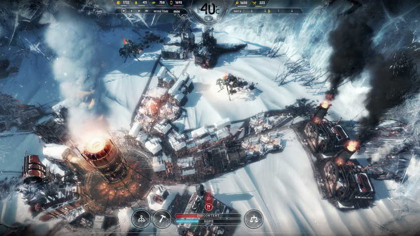Screenshot 5 - Frostpunk