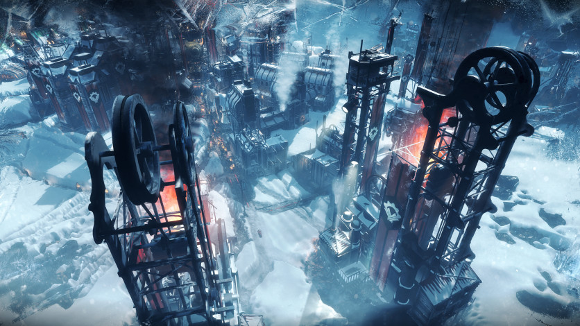 Screenshot 9 - Frostpunk