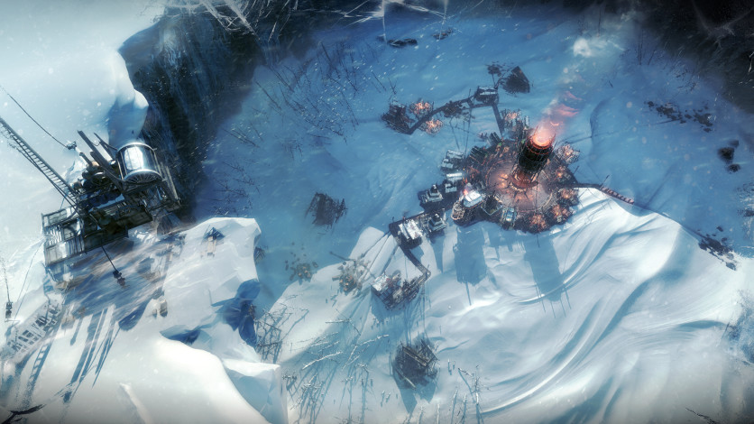 Screenshot 3 - Frostpunk
