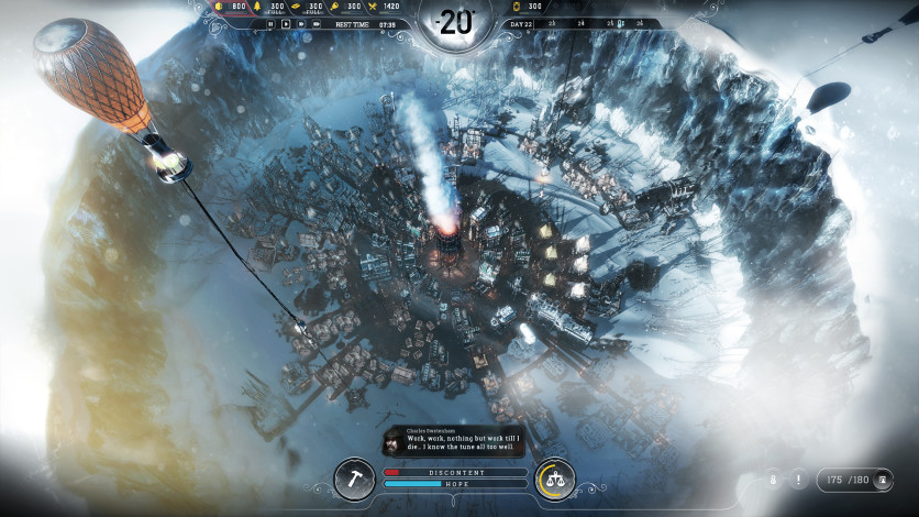 Screenshot 4 - Frostpunk