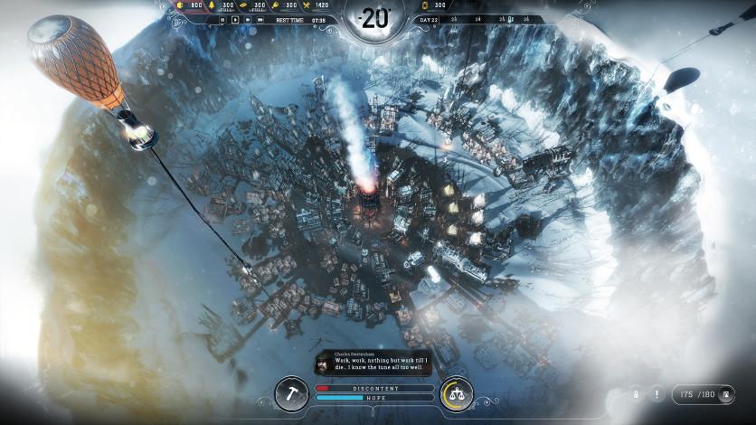 Screenshot 5 - Frostpunk