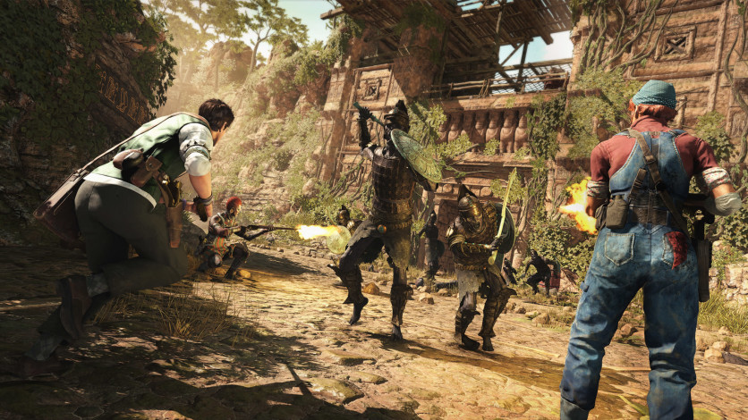 Screenshot 5 - Strange Brigade