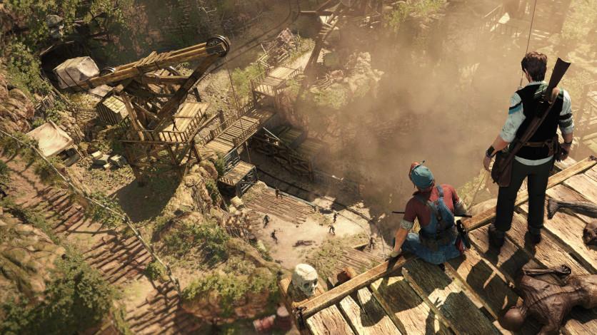 Screenshot 5 - Strange Brigade