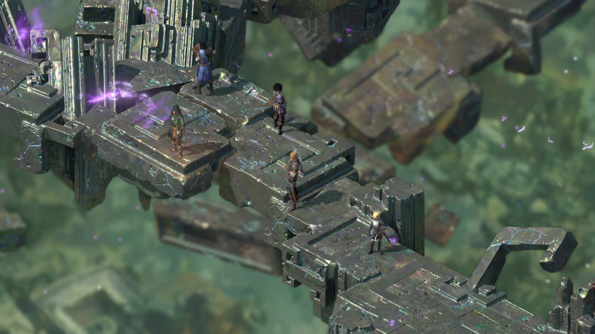 Screenshot 4 - Pillars of Eternity II: Deadfire - Obsidian Edition