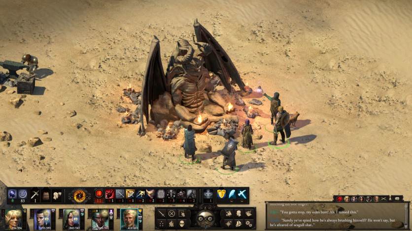 Screenshot 14 - Pillars of Eternity II: Deadfire - Obsidian Edition