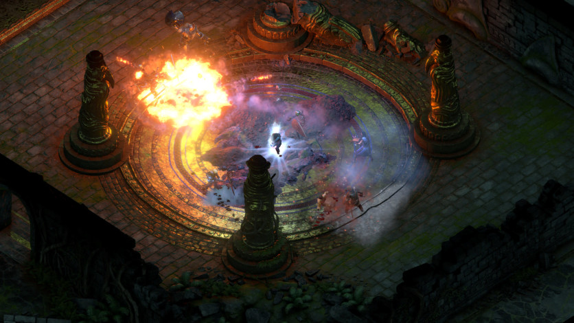 Screenshot 3 - Pillars of Eternity II: Deadfire - Obsidian Edition