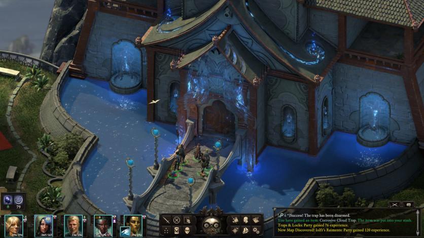Screenshot 10 - Pillars of Eternity II: Deadfire - Obsidian Edition