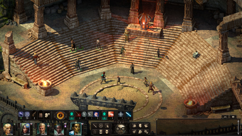 Screenshot 13 - Pillars of Eternity II: Deadfire - Obsidian Edition
