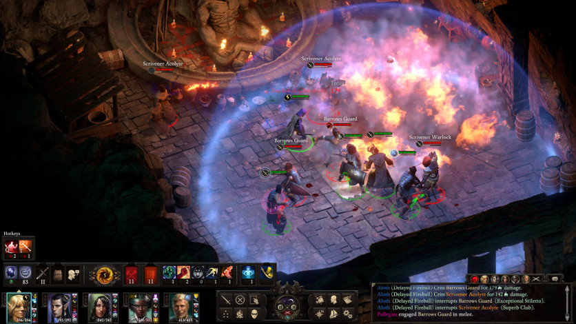 Screenshot 11 - Pillars of Eternity II: Deadfire - Deluxe Edition