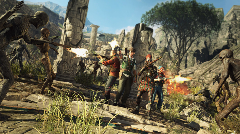 Screenshot 6 - Strange Brigade - Deluxe Edition