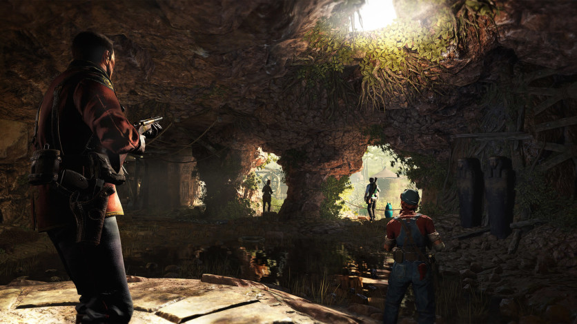 Screenshot 4 - Strange Brigade - Deluxe Edition