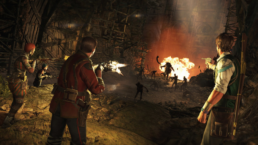 Screenshot 5 - Strange Brigade - Deluxe Edition