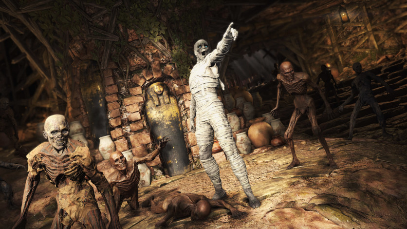 Screenshot 8 - Strange Brigade - Deluxe Edition