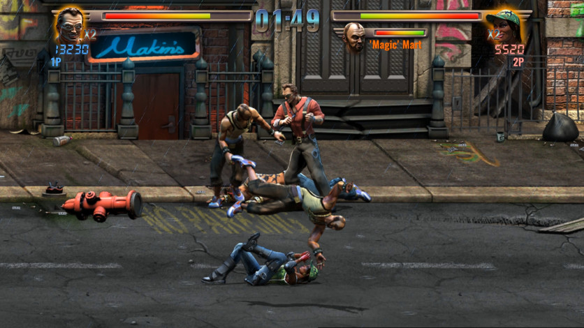 Screenshot 3 - Raging Justice