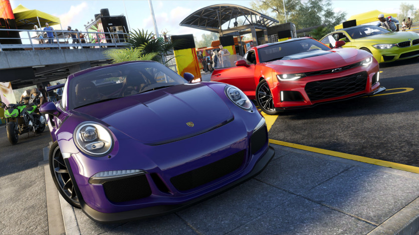 Screenshot 3 - The Crew 2 - Gold Edition