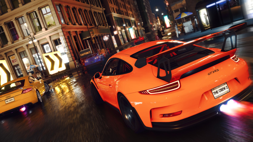Screenshot 6 - The Crew 2 - Deluxe Edition