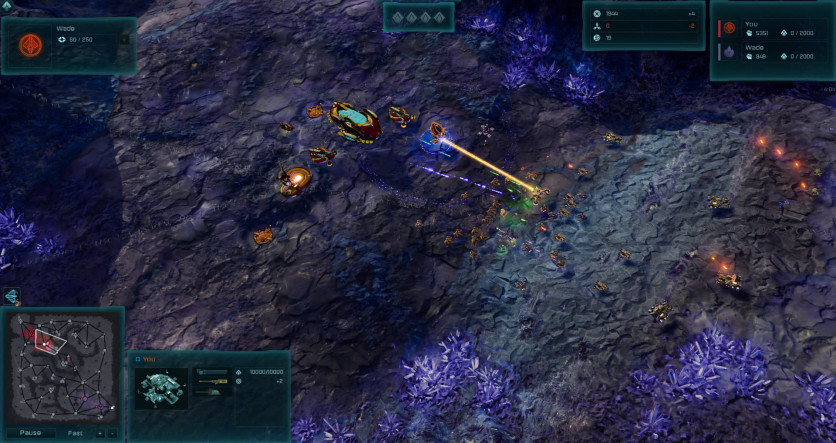 Screenshot 3 - Ashes of the Singularity: Escalation