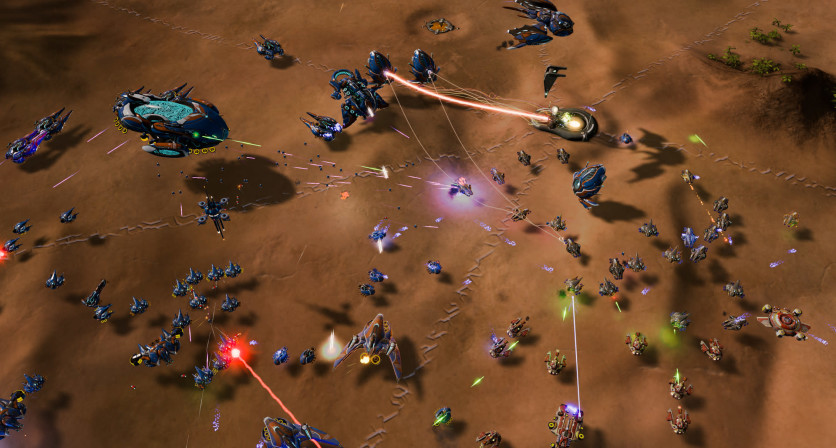Screenshot 6 - Ashes of the Singularity: Escalation