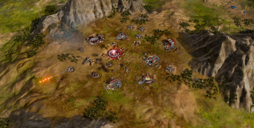 Screenshot 5 - Ashes of the Singularity: Escalation